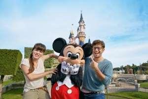 Billet 1 Jour / 2 Parcs  pour Disneyland Paris pour une visite jusqu'au 16 mars 2016