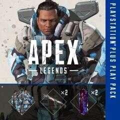 [PS+] Play Pack Apex Legends offert (Dématérialisé)