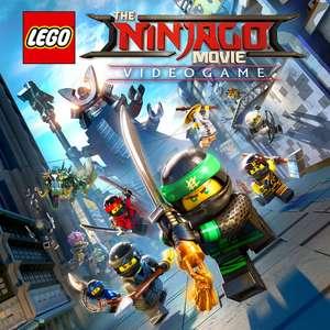 Lego Ninjago Le Film : Le Jeu Vidéo Gratuit sur PC (Steam), PS4 & Xbox One (Dématérialisé)