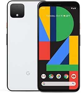 "Smartphone 5.7"" Google Pixel 4 - 64 Go (Blanc)"