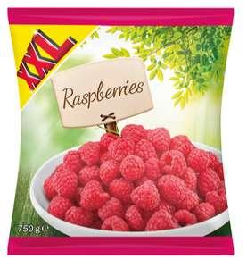 Sachet de fruits rouges surgelés - Différentes variétés, 750g/1k