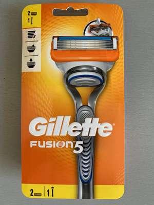 Rasoir Gillette Fusion 5 avec 2 lames - Paris (75014)