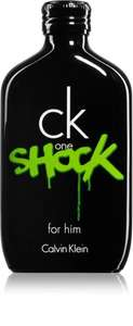 Eau de toilette Homme CK One Shock - 200 ml