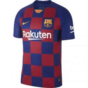 Maillot Foot Nike FC Barcelone domicile (19/20) - Taille: S, L & XL
