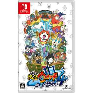 Yo-kai Watch 4: We're Looking Up at the Same Sky sur Nintendo Switch (Import Japonais - VO)