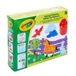 50% remboursés sur une sélection de jeux Crayola - Ex : Atelier de Peinture (Via ODR de 7.49€)