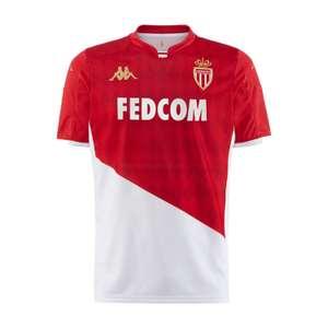 Sélection de maillots de foot en promotion - Maillot Monaco Domicile 19/20
