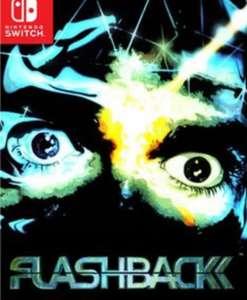 Flashback sur Nintendo Switch (Dématérialisé - eShop Mexique)
