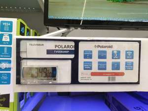 "TV LED 58"" Polaroïd TVS58U4KP - 4K UHD, Smart TV, WiFi (Aubervilliers 93)"