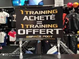 Un training acheté = un training offert parmi une sélection - Nice (06)
