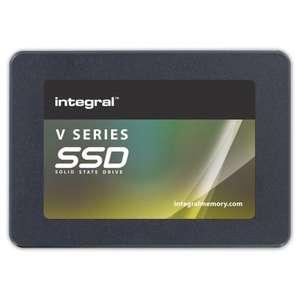 """Sélection de SSD Internes 2,5"""" 240Go en promotion - Ex: SSD Interne 2,5"""" Integral Série V2 (TLC, DRAM-less) - 240Go (Garantie 3 ans)"""