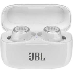 Écouteurs intra-auriculaires sans fil JBL Live 300 TWS - Blanc