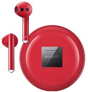 Ecouteurs Bluetooth Huawei FreeBuds 3 - Rouge