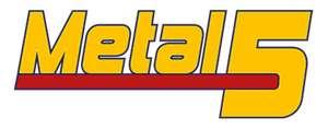 30% de réduction tous les produits du site Metal 5 (metal5.com)