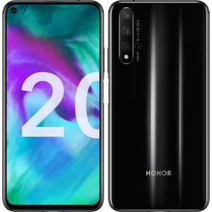 """Smartphone 6.26"""" Honor 20 - FHD+, Kirin 980, RAM 6 Go, 128 Go, Noir"""