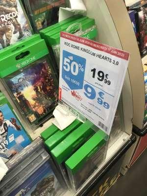 Kingdom Hearts 3 sur Xbox One (Via 10€ sur la carte) - Arras (62)