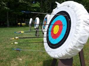 Initiation gratuite au tir à l'arc encadrée par un professionnel - Montriond (74)