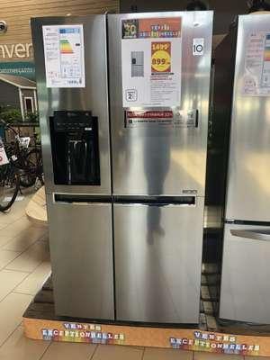 Réfrigérateur américain LG GSL7601PS (405 + 196 l, froid ventilé) - Châteaugiron (35)