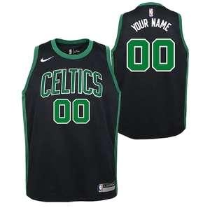 Maillot de Basketball Nike NBA Boston Celtics Swingman pour Enfants - Tailles au choix