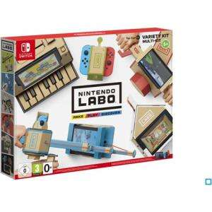 Kit Nintendo Labo : Toy con 01 multi-kit (Occasion très bon état)