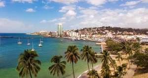 Sélection de vols A/R Paris Orly (ORY) - Martinique (FDF) en promotion - Ex: Du 3 au 12 septembre (avec escale retour)