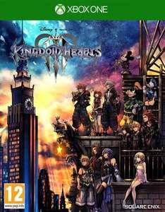Sélection de jeux à 9.99€ - Ex: Kingdom Hearts 3 sur Xbox One ou PS4