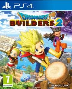 Dragon Quest Builders 2 sur PS4 (Retrait magasin)