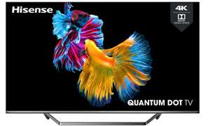 "TV 65"" QLED Hisense 65U72QF - 4K UHD, Full LED, Smart TV (via ODR de 200€)"