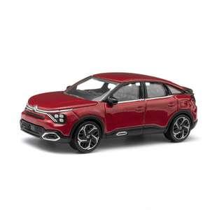 Voiture miniature Citroën C4 2020 NOREV - Echelle 1:64