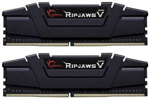 Kit mémoire RAM G.SKill Ripjaws V - 32 Go (2 x 16 Go), DDR4, 3600 Mhz, CL18 (computeruniverse.net)