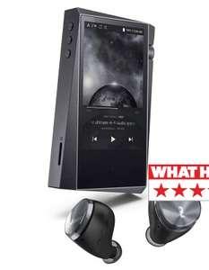 Baladeur audiophile Astell & Kern Kann SR Norma 15 + Écouteurs Optoma BE Free6