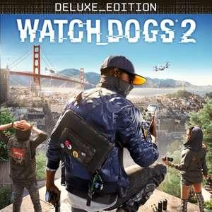 Watch Dogs 2 - Deluxe Edition sur PS4 (Dématérialisé)