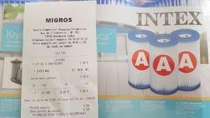 Lot de 3 cartouches filtration piscine Intex type A - Migros Etrembieres (74)