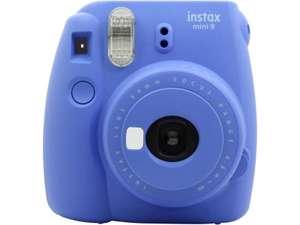 Appareil Photo Instantané Fujifilm Instax Mini 9 - Bleu