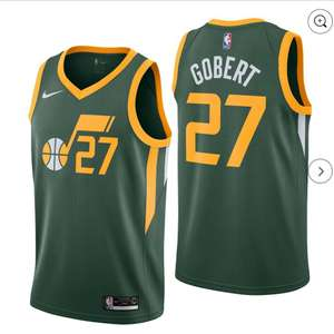 Maillot de NBA Utah Jazz Nike Earned Edition - Rudy Gobert