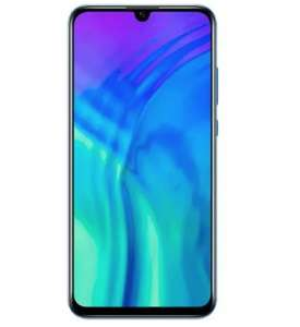 "Smartphone 6.21"" Honor 20 Lite - Full HD+, Kirin 710, RAM 4 Go, 128 Go - Bleu"