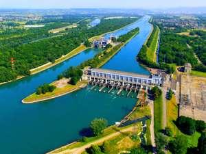 Visites Guidées Gratuites de la Centrale Hydraulique de Strasbourg & du Barrage de Marckolsheim - (67)
