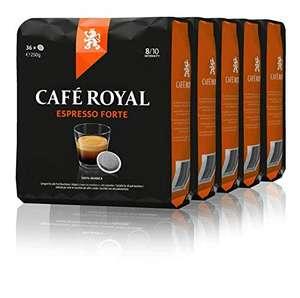 180 Dosettes de Café Royal Espresso Forte compatible Senseo