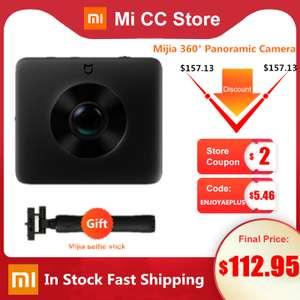 Caméra Xiaomi Mi Sphere 360° Panoramic - 3.5K, Wifi, Bluetooth, 24MP (93.21€ via ENJOYAEPLUS)