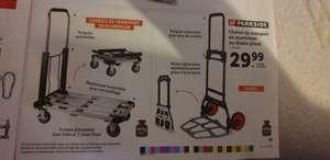 Chariot de transport en aluminium - 150kg