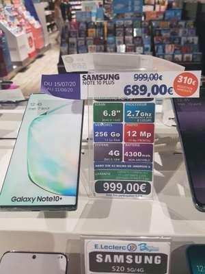 "Smartphone 6.8"" Samsung Galaxy Note 10 plus, 256Go - Blagnac (31)"