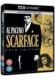 3 Films Blu-ray 4K 30€ parmi une sélection de 129 Titres.