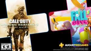 [PS+] Call of Duty: Modern Warfare 2 Remastered et Fall Guys: Ultimate Knockout offerts en Août sur PS4 (Dématérialisé)