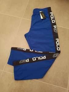 Pantalon de survêtement Ralph Lauren Polo P67 (bleu, différentes tailles) - Ralph Lauren Outlet Miramas (13)