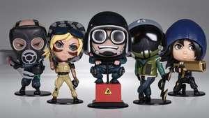 Sélection de produits en soldes - Ex : Figurines Ubisoft Chibi Rainbow Six Siege - Le Mans (72)