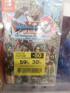 Dragon Quest XI : les combattants de la destinée sur Nintendo Switch (Frontaliers Belgique)