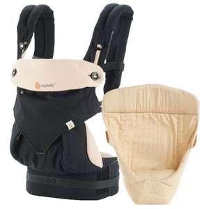 Porte bébé physiologique Ergobaby 360 + Coussin Easy Snug