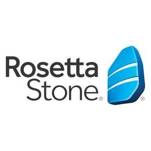 Abonnement à vie à Rosetta Stone - Toutes les langues (Dématérialisé)