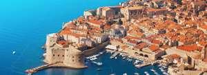 Vol Aller Nantes -> Dubrovnik (Croatie ) le Samedi 15 Août 2020 à 13h50