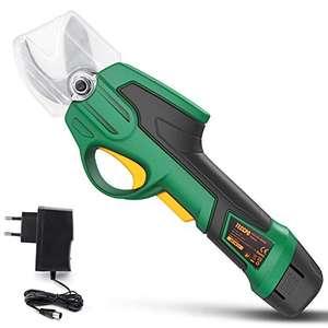 Sécateur à batterie TECCPO TDPR01G - 7,2V (Vendeur Tiers)